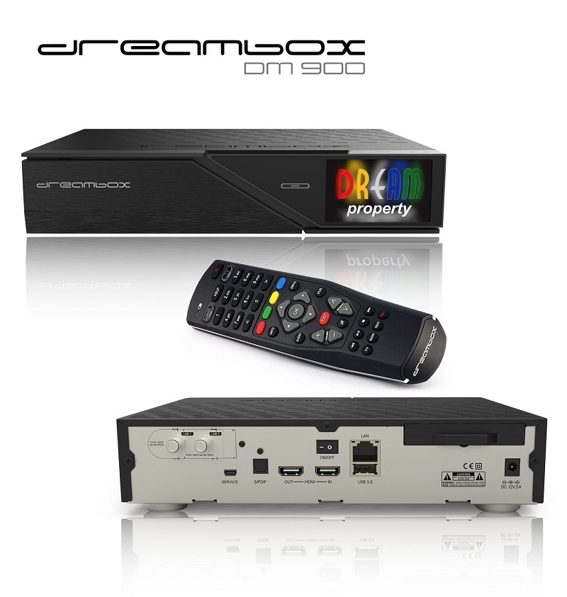 DMM-TV | Dreambox